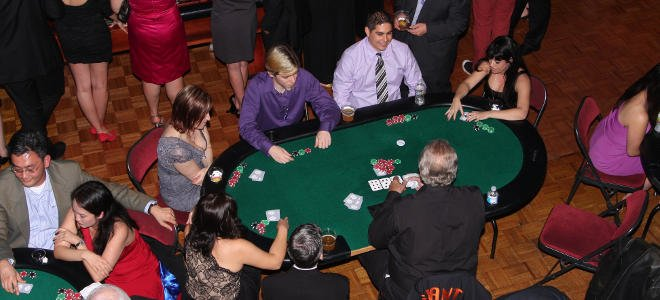 Poker Blackjack Craps Roulette