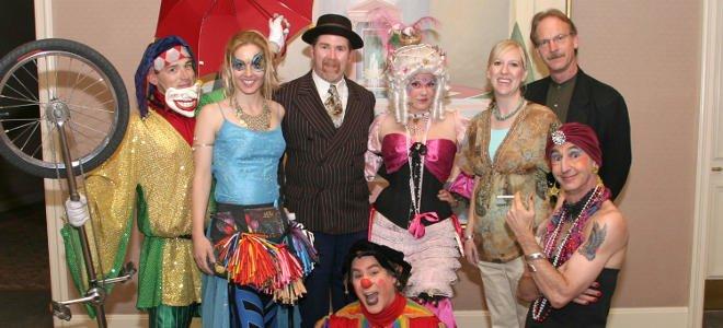 Mardi Gras Trade Show Reception