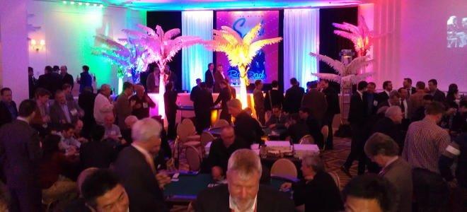 Trade Show reception